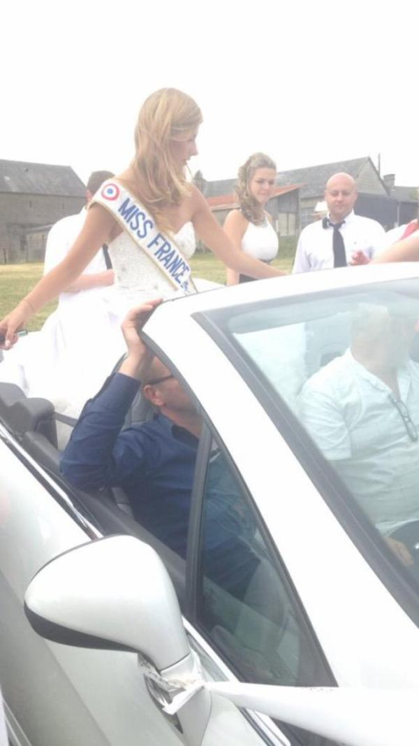 Camille - Election Miss Mayenne 2015