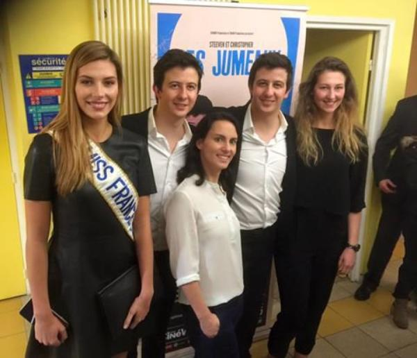 Camille - Evenement Miss France