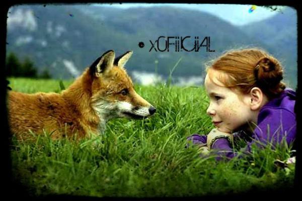 • L'animal aspire a l'enfant une sensation de liberté profonde . • x0FiiCiiAL