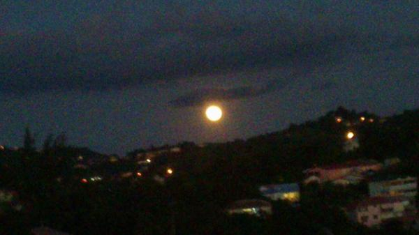 La lune chérie!!!!!!
