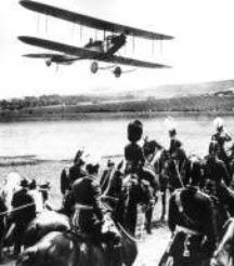 La cavaleries durant la Première Guerre mondiale