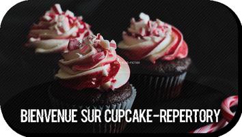 Bienvenue sur Cupcake-Repertory