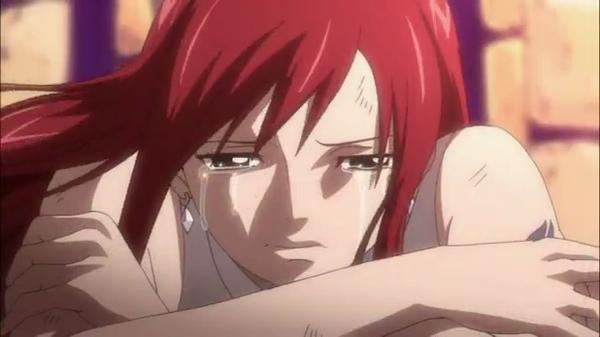 qui sait dans quel arc on la voit pleurer