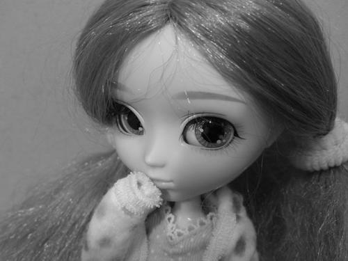 I'm so fluffy! ❤