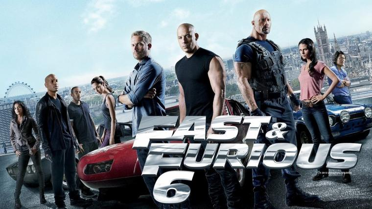 ce soir c fast and furious 6