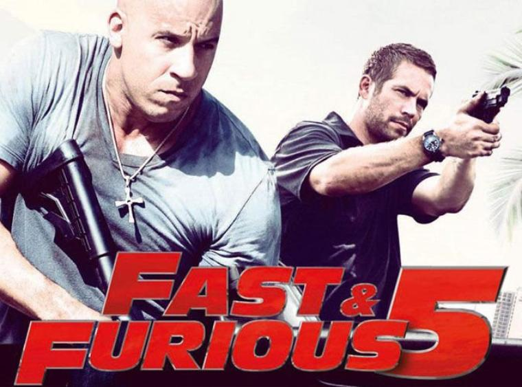 ce soir c fast and furious 5
