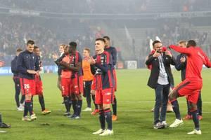 DIRECT Football – Ligue 1. Caen tient Paris en échec et se maintient !