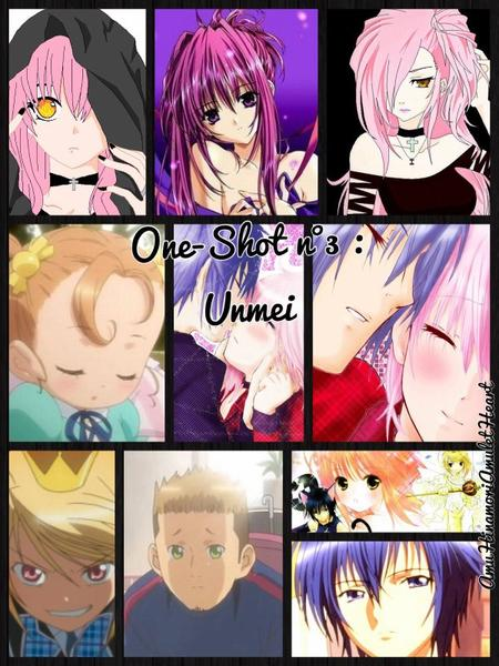 One-Shot n°3 : Unmei.