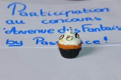 Participation au concours d'Avenue des Fantaisies! ಌ
