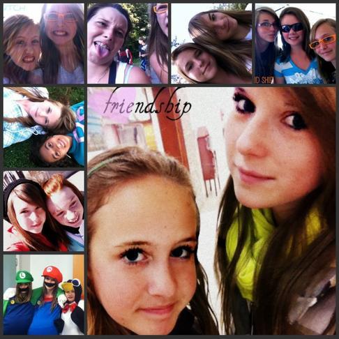 mes amies ma vie :)
