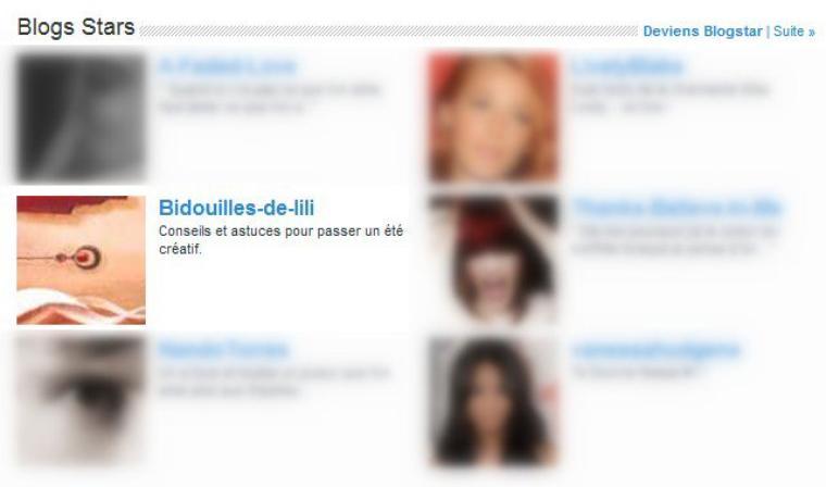 Les Bidouilles de Lili, blog star !