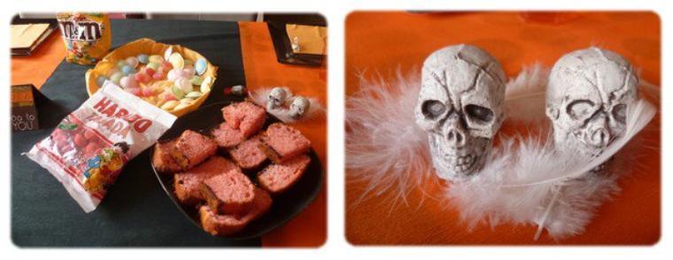 Astuces pour faire une table et une soirée d'Halloween