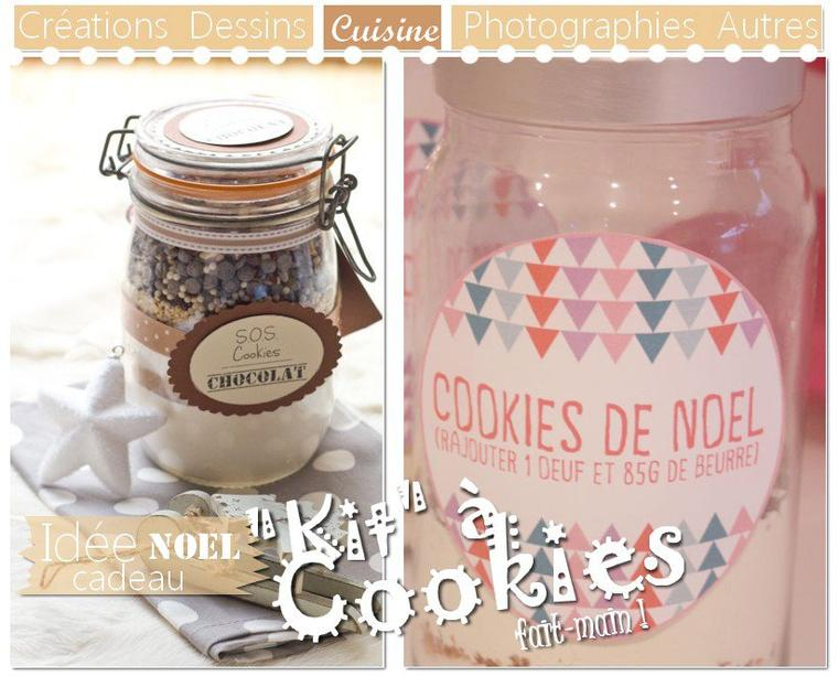 Réaliser un Kit à Cookies