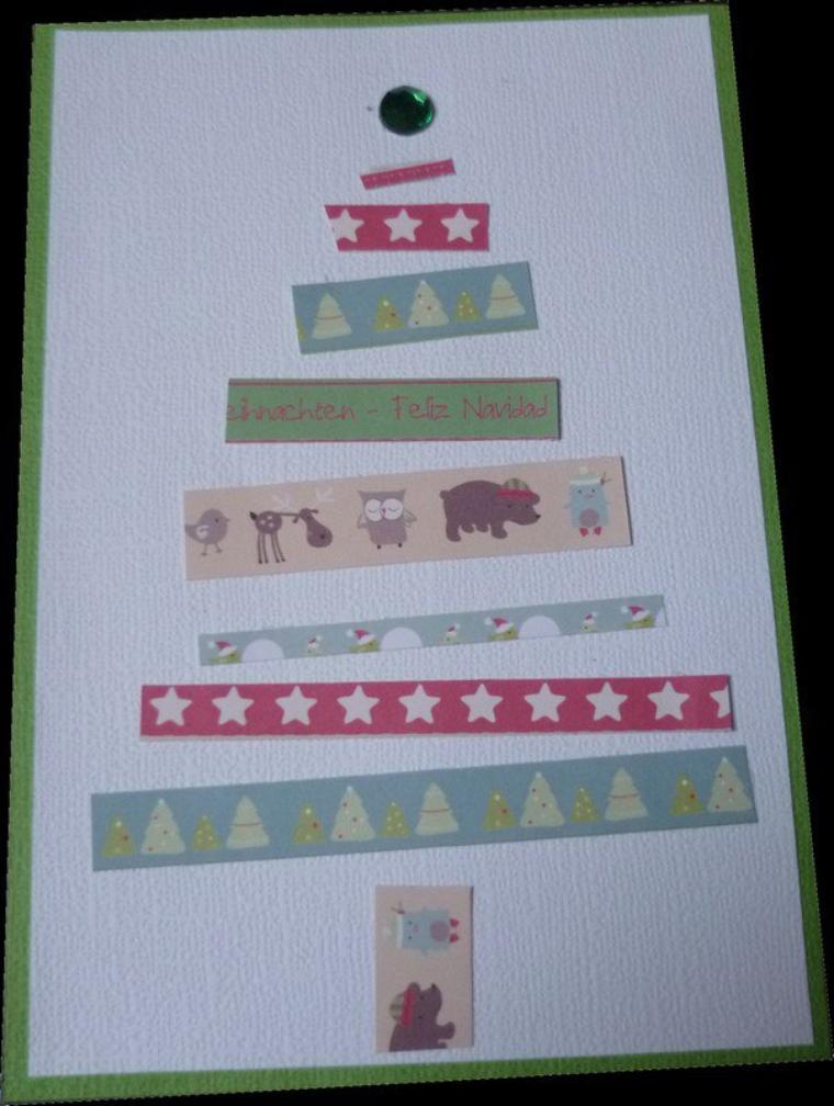 5 idées de Cartes de Noël