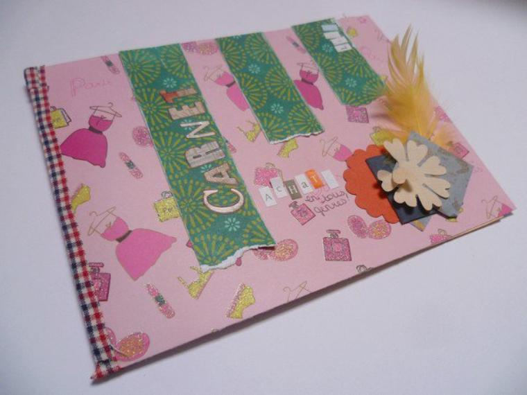 DIY Fabriquer un carnet sans colle ni couture