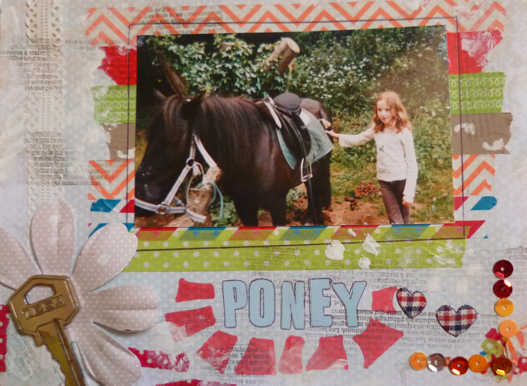 Scrapbooking du week-end
