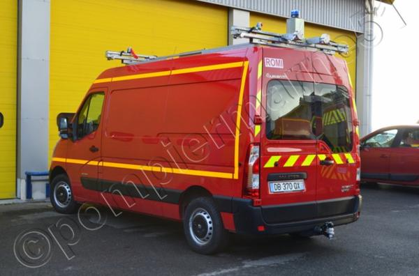 VID RENAULT MASTER PHASE VI DCI100 DURISOTTI CIS ROMIGNY