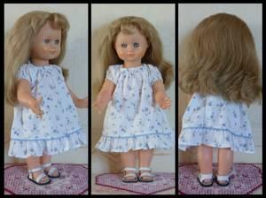 Nouvelle adoption Petitcollin : Emilie blonde