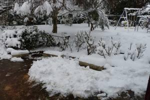 Aujourd'hui la neige