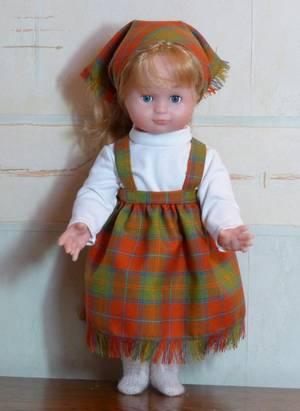 Une tenue confortable et élégante pour Emilie