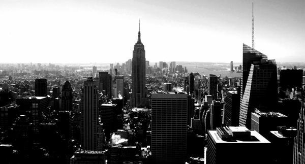 New York. Photo prise par moi!