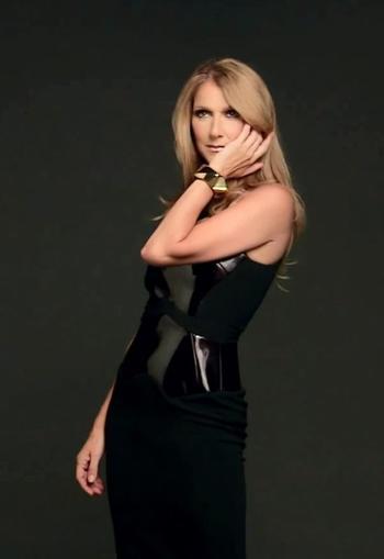 «Encore un soir» n'est pas un album triste, dit Céline Dion