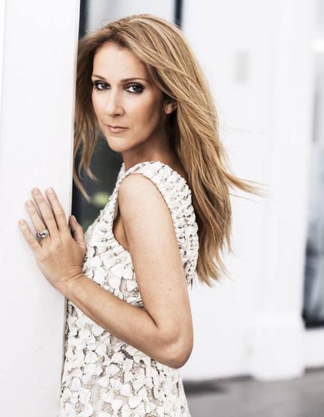 Interview de Céline Dion pour ELLE.