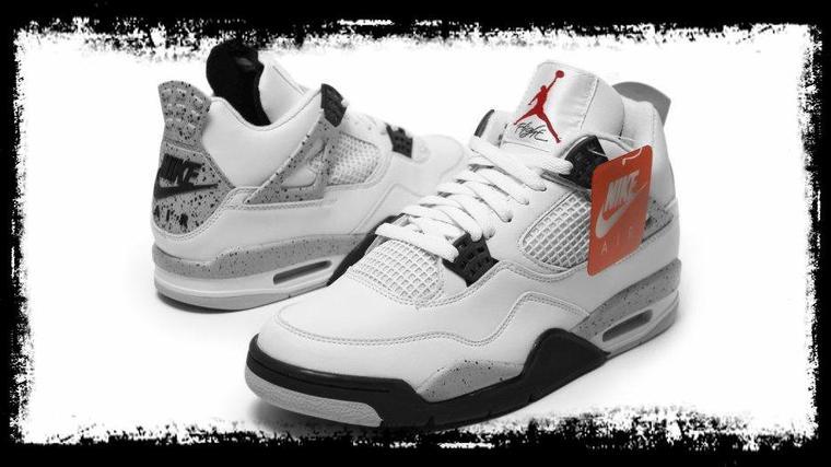 """Jordan IV """"White Cement"""" => dispo le 18 février 2012"""