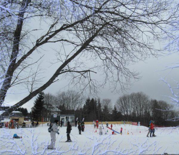 sortie neige