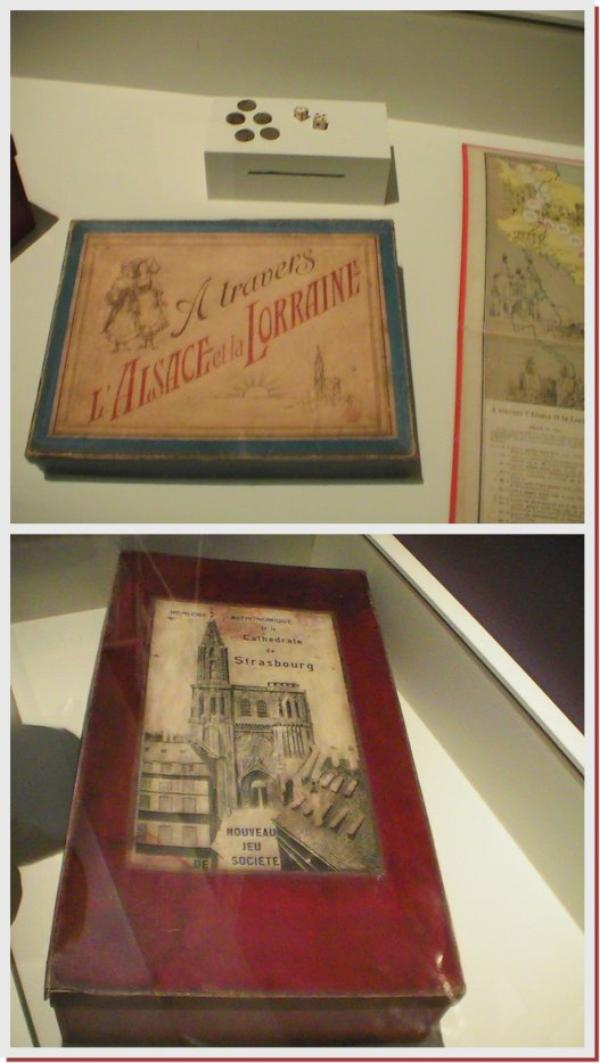musée lorrain de Nancy- 1ère partie le palais ducal et l'expo