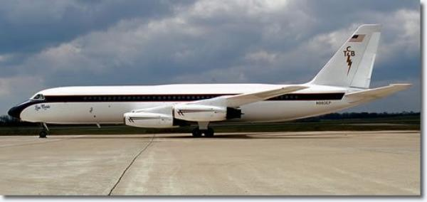 Le Lisa Marie - Jet Convair 880