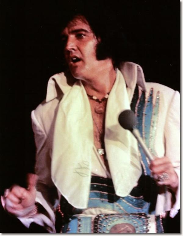 Elvis Presley October 6, 1974  University Of Dayton, Dayton