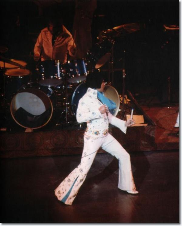 Elvis Presley Las Vegas Hilton Septembre 1, 1973 DS