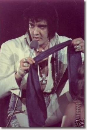 Elvis Presley College Park, Maryland Samedi Septembre 28, 1974