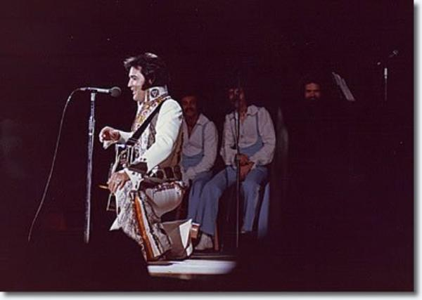 Elvis Presley Huntsville, AL 31 mai 1975
