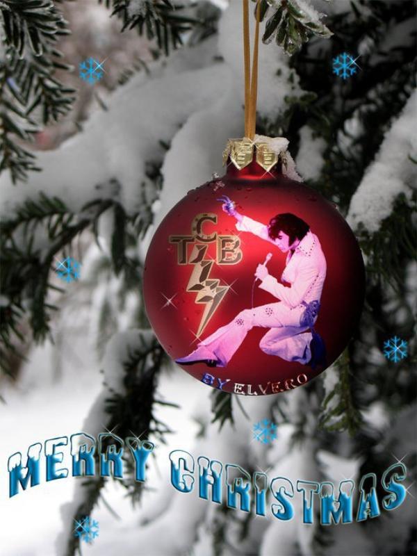 J'aime Elvis, Joyeux Noël