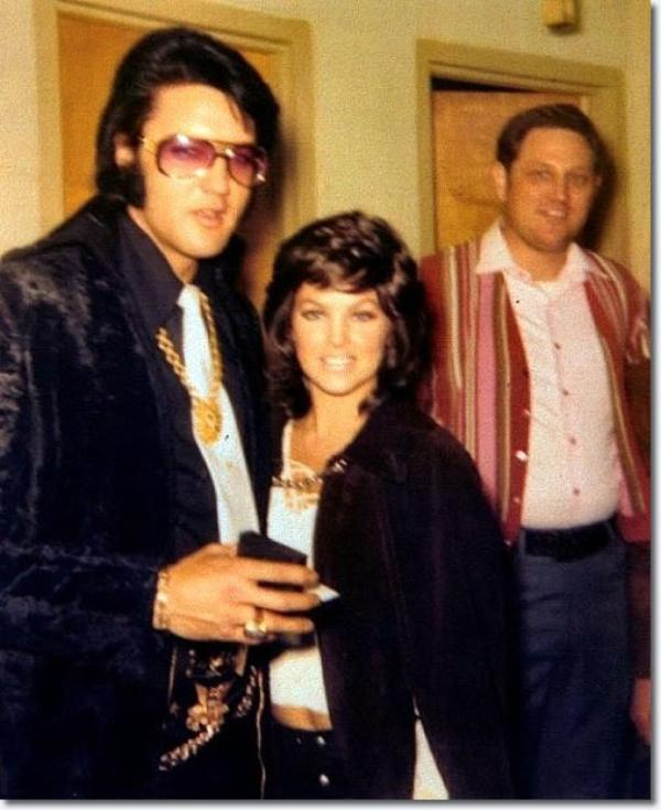 Elvis Presley Tupelo Décembre 29, 1970