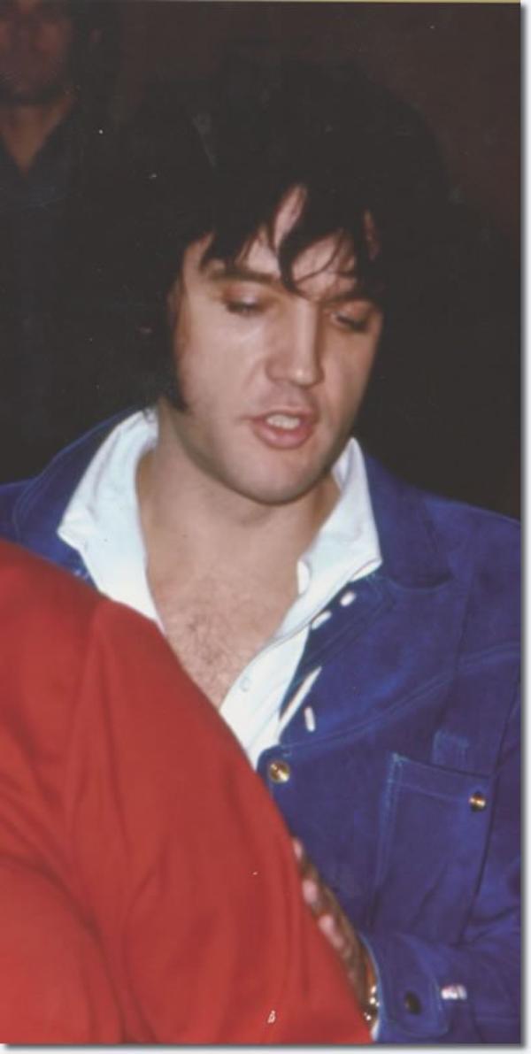 Elvis Presley: 6363 Sunset Boulevard, Hollywood, CA: 18-23 Juillet, 1969