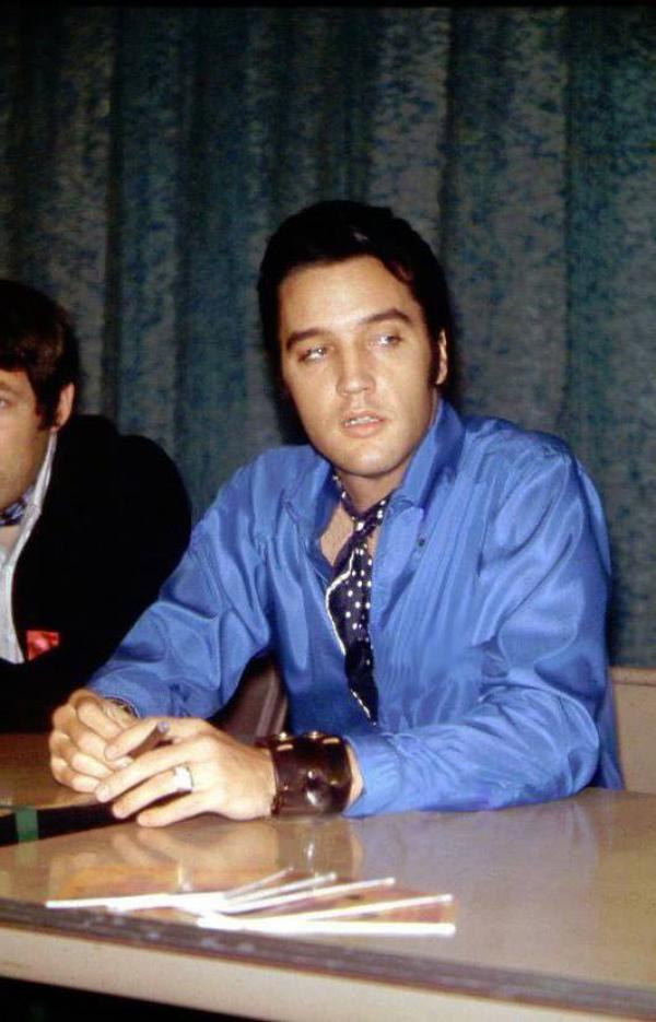 Elvis 25 juin 1968