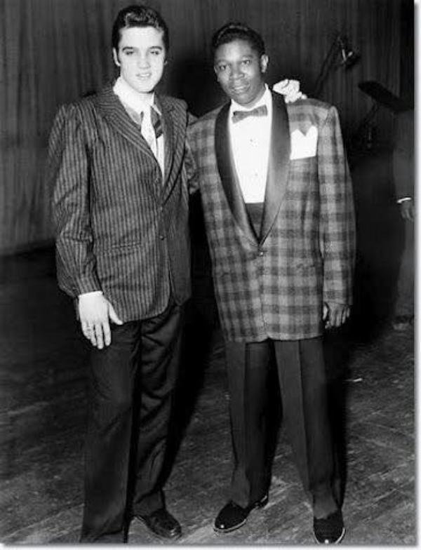 Elvis & BB.King