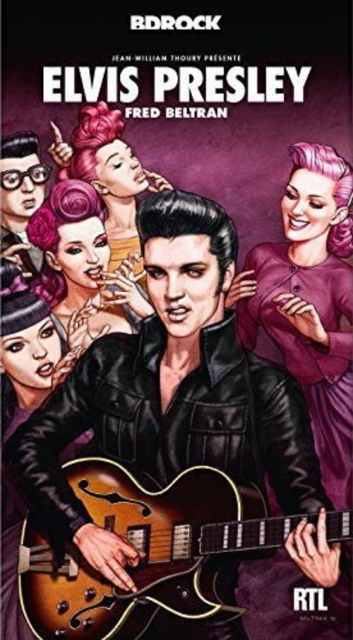 RTL & BD Music Present Elvis Presley