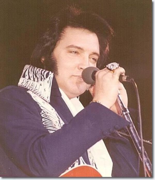 Elvis Presley  Freedom Hall Johnson City, Tn  March 17, 1976