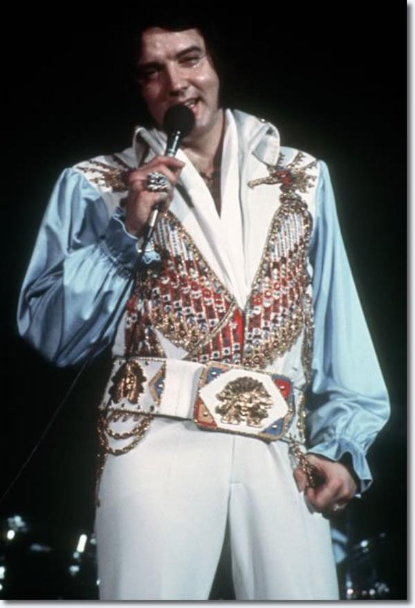 Elvis Presley  Philadelphia  June 28, 1976