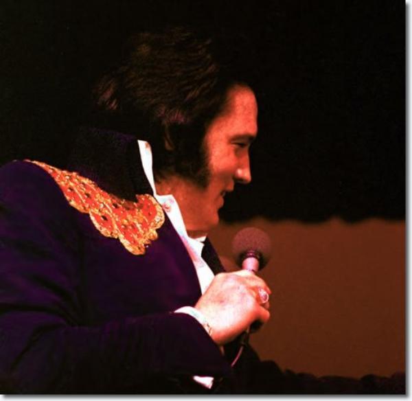 Elvis Presley Las Vegas 30 mars 1975