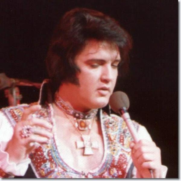 Elvis Presley Las Vegas Soirée d'ouverture 18 août 1975