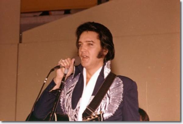 Elvis Presley  Terre Haute, Indiana  July 9, 1975