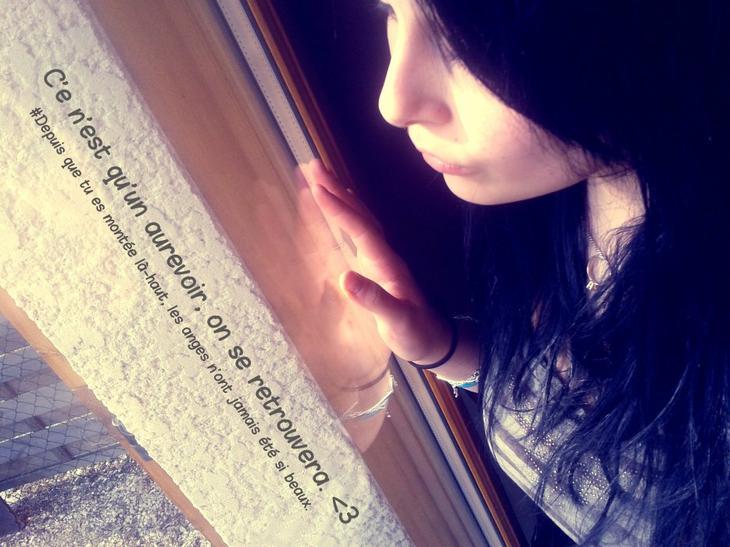 Malgré se que j'ai beau me dire .. Je t'aime et t'aimerai toujours. ♥