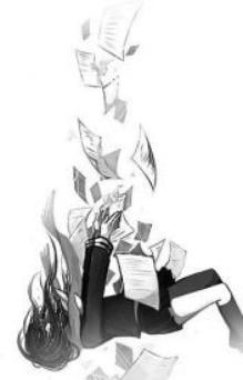Sommaire des fictions + Poème + commentaire/analyse de livres ~ // Teiko-chan .:.