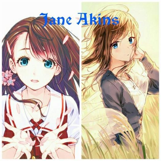 Présentation des personnages - Jane Akins