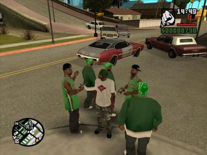 Guide des missions de GTA San Andreas